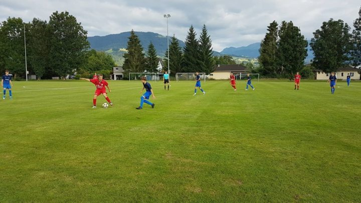 Sieg und Niederlage für Admira´s U16