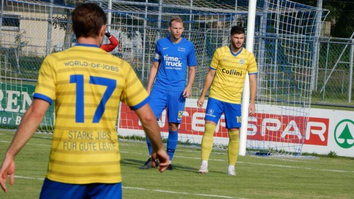 Hohenems siegte im Fußball Krimi